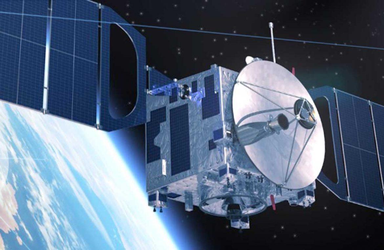 Header image of satellite
