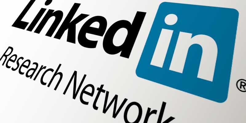 LinkedIn research network branding